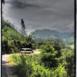Road to Lanquin
