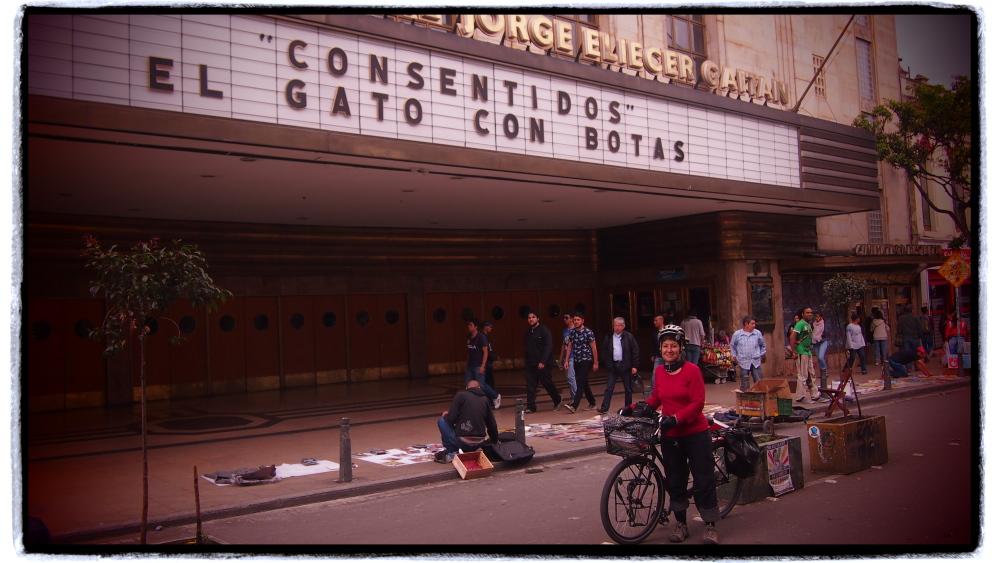 Kolombiya Notlari V Bogota